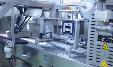 آلات التعبئة الطبية
