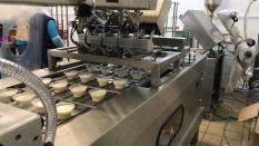 Sütlü Tatlı – Hazır Kap Vakumlu Ambalaj Makinası